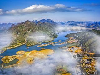 上林县:转型升级更上层楼 推动全域旅游发展成效显著