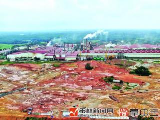 玉林龙潭:一座滨海新城在崛起 向粤港澳敞开怀抱