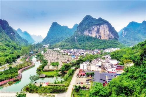 马山县不断丰富乡村建设内涵推动乡村振兴