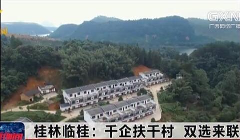 临桂区:千企扶千村 双选来联姻