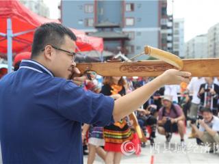 """大化举行2019年布努瑶""""祝著节""""庆祝活动"""