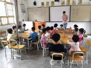华中农业大学学子到平果县太平镇临林村开展暑期社会实践活动