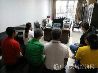 平桂区:向黄文秀同志学习 走好新时代长征路