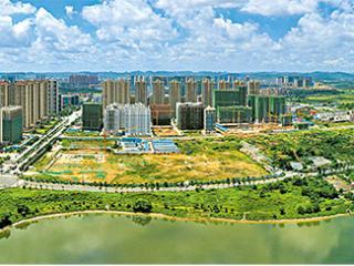 南宁市江南区:活力+实力 打造现代化中心城区