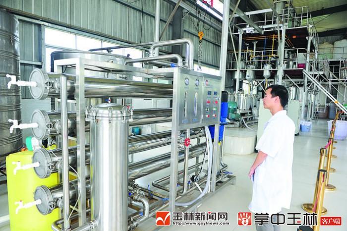 玉林市:大力发展农产品加工业 向深加工要效益