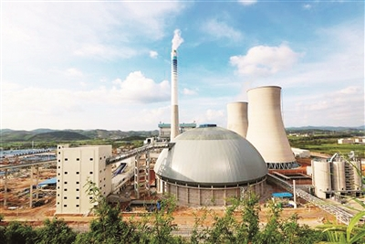 鹿寨县:回顾工业发展的历史性成就  迈入提质增效发展新阶段