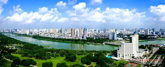 广西2018年度宜居城市建设榜单出炉 南宁市排名第一