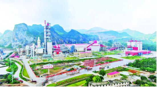 """兴业县:""""氧化钙之乡""""的工业发展密码"""