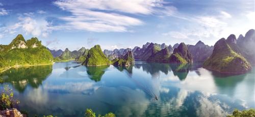 广西生态保护红线首桩落户南宁市上林县