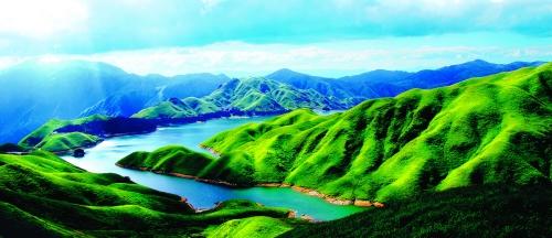 全州县:红色热土谱写生态旅游的绿色发展新篇章