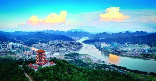 平乐县:县域经济驶入高质量发展轨道