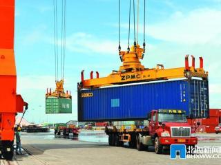 北海上榜中国外贸百强城市