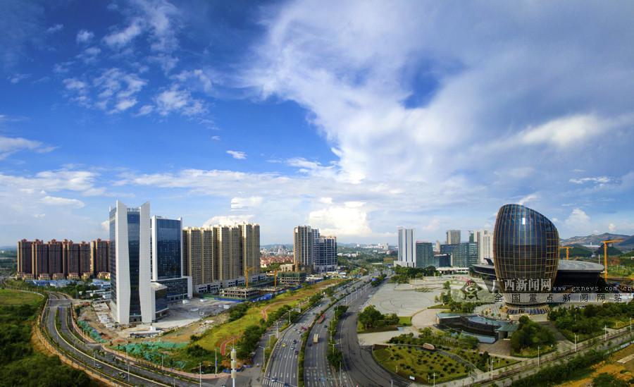 柳州:一座朝气蓬勃、宜居宜业的现代化都市(组图)