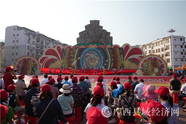 环江县:电商大集+特色节庆 红心香柚展销两旺