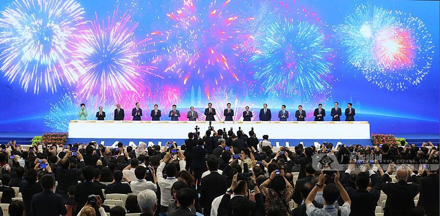 第16届中国-东盟博览会和商务与投资峰会盛大开幕!