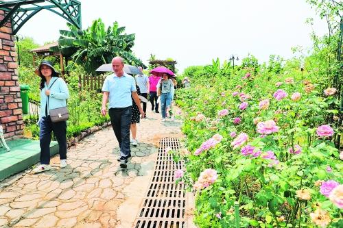 永福县:上半年实现旅游总消费6.72亿元