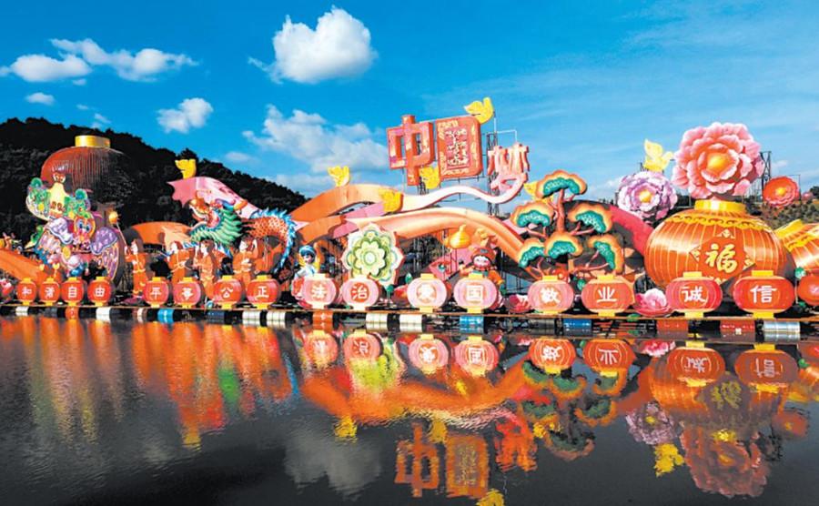 南宁青秀山风景区新东区将开放 哪些景点不容错过