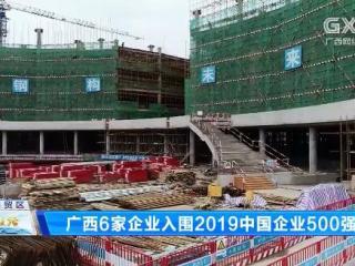 广西6家企业入围2019中国企业500强