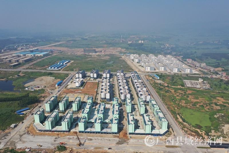 宁明县:全力推进边合区园区建设