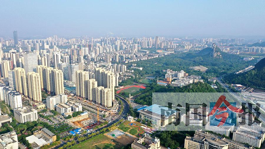 """七次城市总体规划 引领柳州七十年""""蝶变"""""""