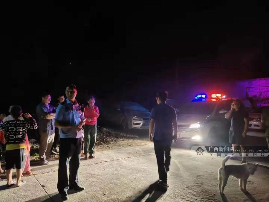 最新视频 玉林市北流市附近发生5.2级地震 广西多地有震感