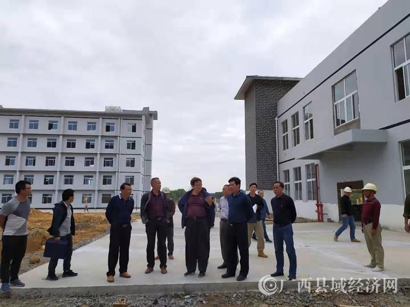 富川县:补齐短板 构建移民搬迁新格局