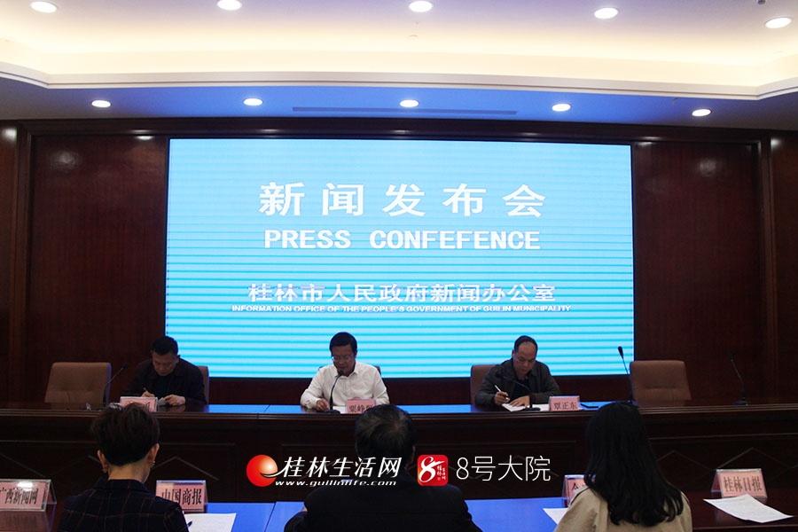 桂林预计2019年全年将有164项以上重大项目开工