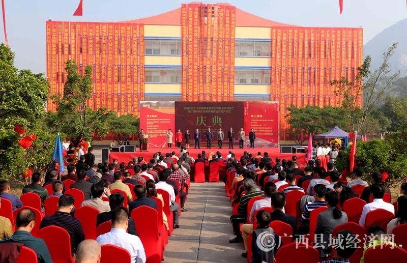 融安县:开竣工11个项目 总投资15.7亿元