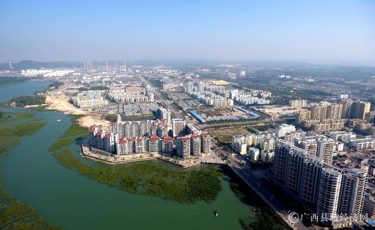 广西北部湾经济区北钦防一体化发展规划 (2019-2025年)