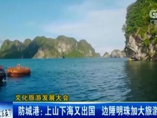 防城港:上山下海又出国 边陲明珠加大旅游发展力度