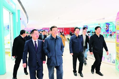 临桂区:迎来第二座大型商业综合体