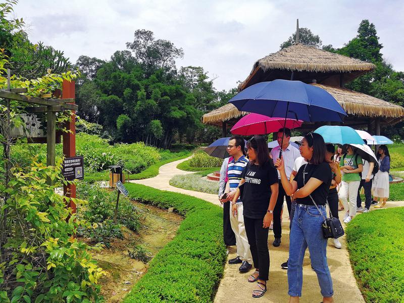 南宁深化产业融合 营造大健康旅游环境