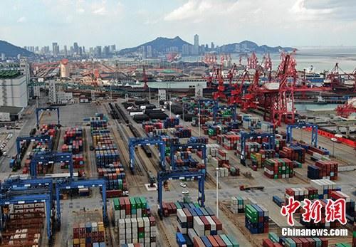 凭祥市:外贸进出口总值居中国沿边开放城市首位