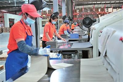 来宾市工业园区奋力推进经济社会高质量发展综述
