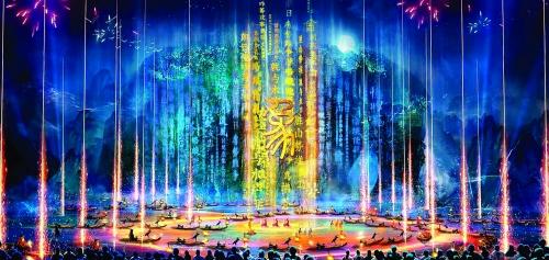 """桂林市精细""""雕琢""""重点文化旅游项目象山实景演艺"""