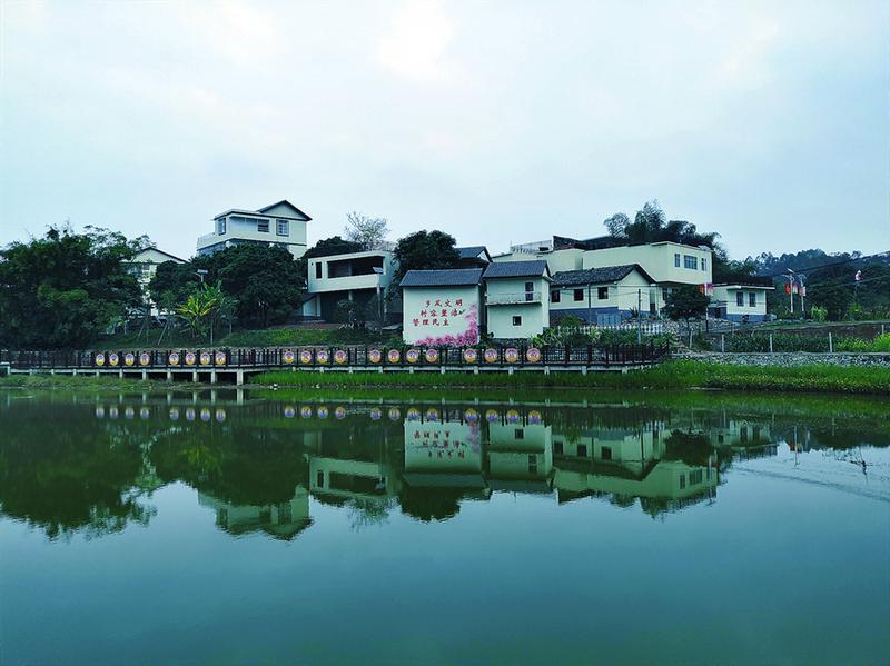 南宁市推进乡村风貌提升三年行动一线观察