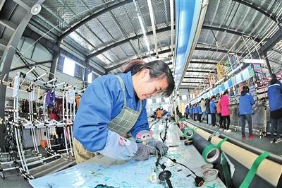 象州工业园区温州产业园投产