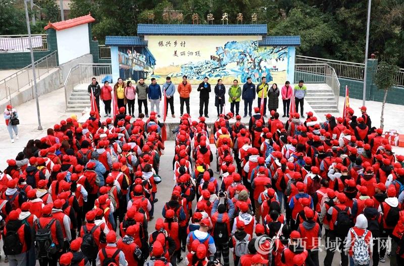 融安县:践行主题教育,三清三拆助脱贫