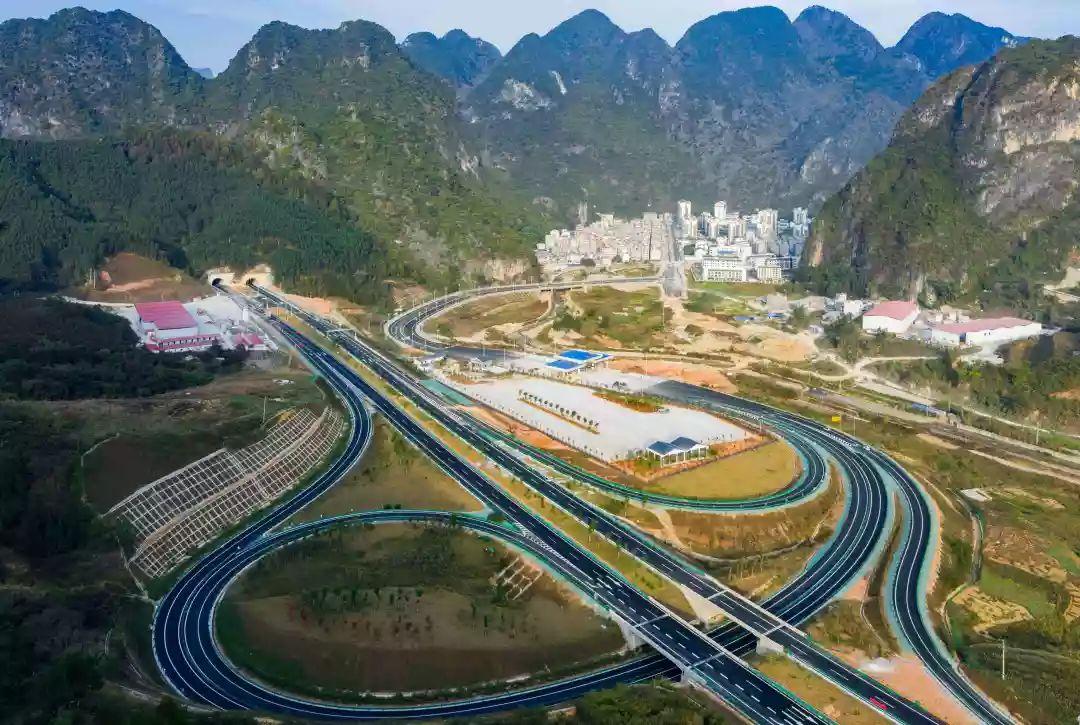 乐百高速于1月8日建成通车