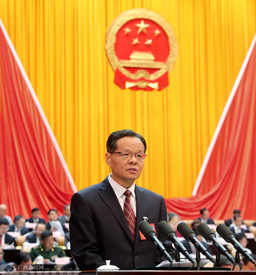 政府工作报告(摘要)――2020年1月12日在广西壮族自治区第十三届人民代表大会第三次会议上