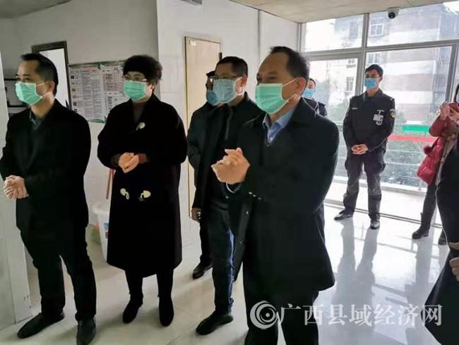 来自平果县人民医院隔离病房的声音