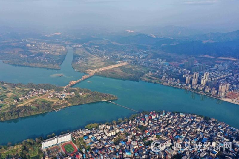 融安县:冬日暖阳耀融江