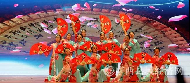 平桂区:2020年迎新春文艺晚会剪影