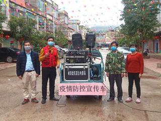 宁明县:爱民固边电影队   勇当宣传先锋队