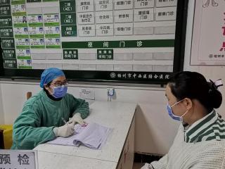 梧州市中西医结合医院医生:我守护弟弟,爸爸妈妈守护世界