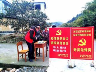 """罗城第一书记黄宏伟:战""""疫""""不忘产业经"""