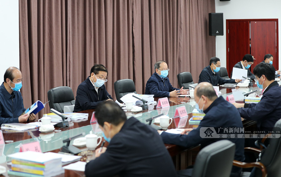 鹿心社陈武到广西建设面向东盟的金融开放门户指挥部调研,提了这些要求