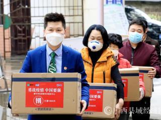 融安县:筹备物资备战全面复课