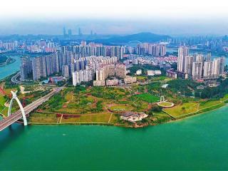 """南宁提升市容环境 """"百里秀美邕江""""争创国家5A景区"""