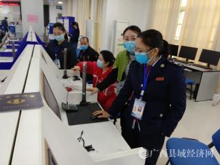 浦北县:服务企业复工复产 助力县域经济发展
